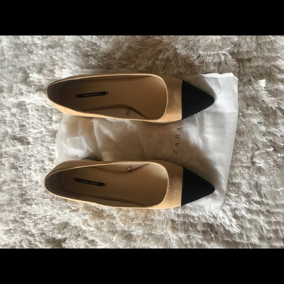 Zara Shoes - Block heel shoes